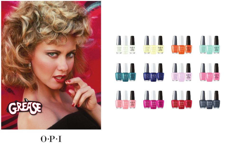 Grease Summer OPI