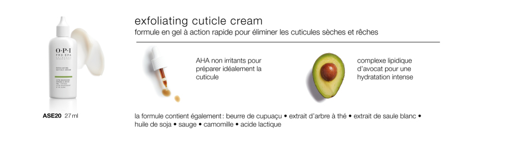 Exfoliating Cuticule<br/>Cream